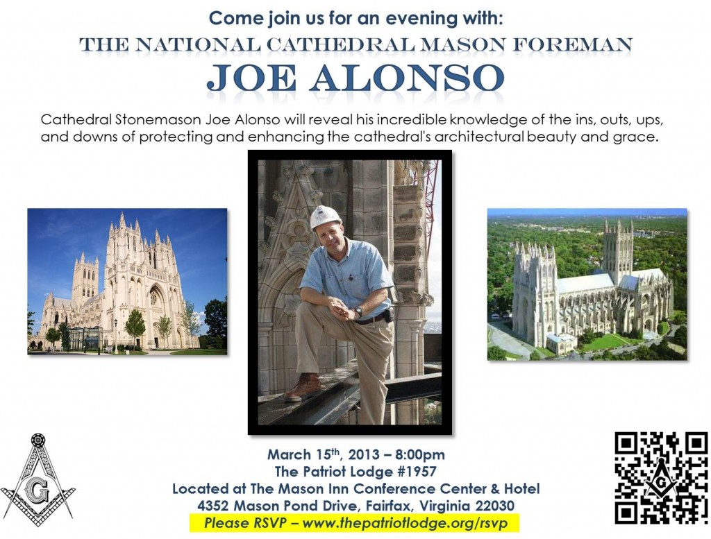 Joe Alonso flyer
